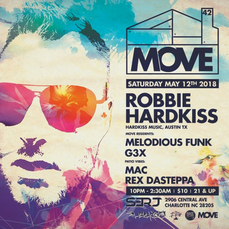 Move 42 Robbie Hardkiss